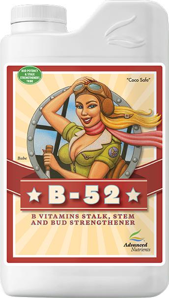 Advanced Nutrients B-52 nagy vitamin tartalmú kiegészítő növénytáp 500 ml