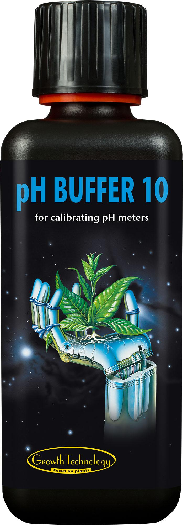 Growth Technology pH 10 kalibráló folyadék 300 ml