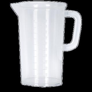 Mérőpohár 2000 ml térfogattal 50 ml beosztással