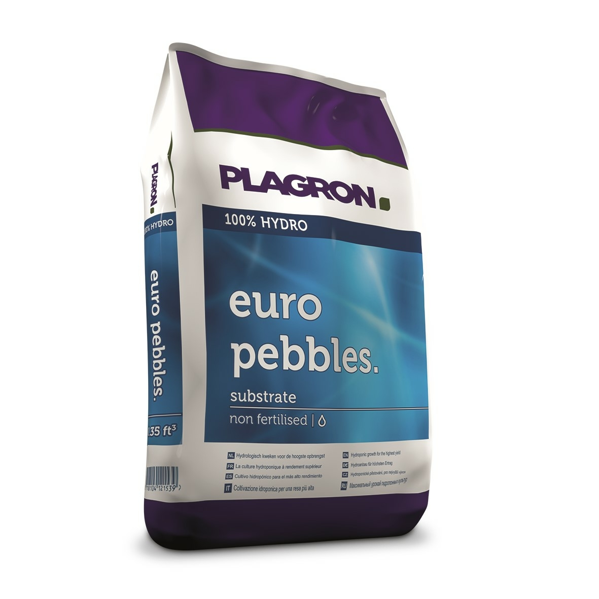 Plagron Euro pebbles agyaggolyó